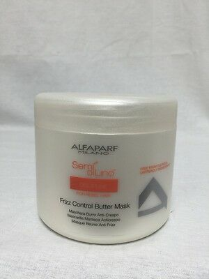 Alfaparf Semi Di Lino Discipline Frizz Control Butter Mask 17 28 Oz   500 Ml