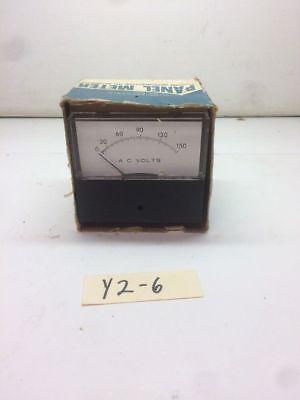 251244pzpz Pioneer Instrumentation Voltmeter Fast Shipping Warranty
