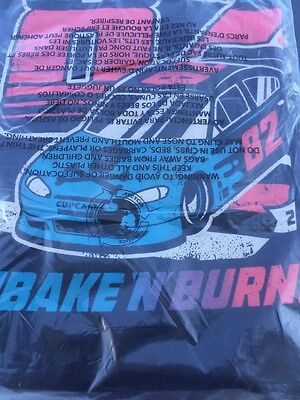 Men's New Johnny Cupcakes Bake N Burn Hard Tank Top size M Nascar Medium