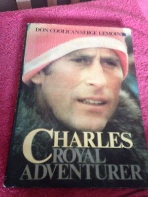 Charles Royal Adventurer 1978 Book