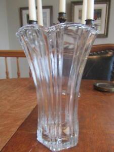 Vintage Vase à fleurs ANCHOR  Hocking  DÉCO  MARIAGE