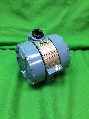 Rosemount Alphaline Temperature Transmitter Thermocouple 0444tj1u1a1e5