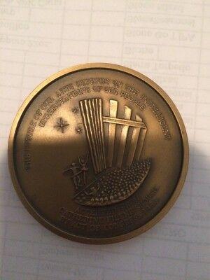 Coin Trap - Wolf Trap Farm Park Coin