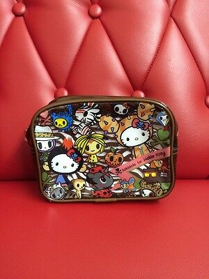 Tokidoki For Hello Kitty: Summer Safari Vinyl Pouch (TC3)