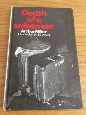 Death Of A Salesman, Arthur Miller, Heinemann, 1978.