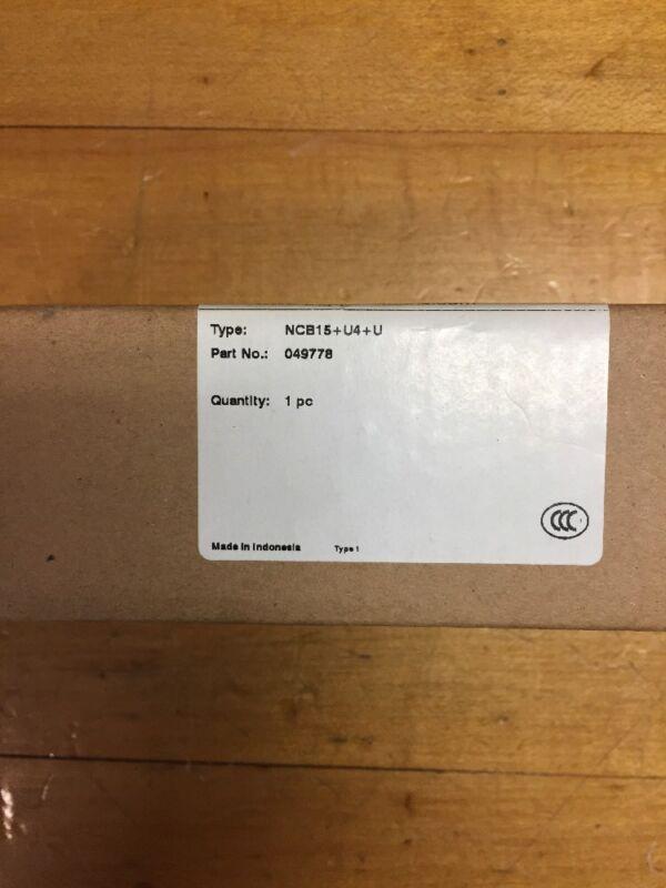 NCB15+U4+U Pepperl Fuchs Sensor 049778