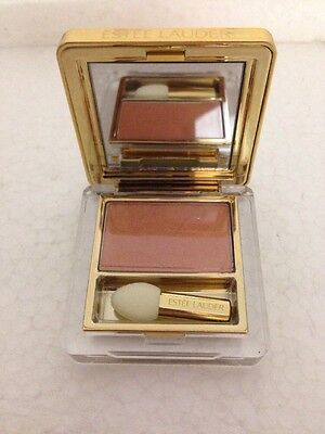 Estee Lauder Pure Color Eyeshadow Rock Coral Shimmer 0.07Oz
