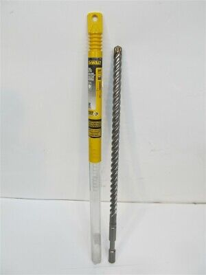 Dewalt Dw5748 34 X 17 X 22 Rotary Hammer Drill Bit 4-cutter Spline Shank