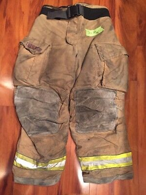 Firefighter Turnout Bunker Pants Globe 36x30 G Extreme Halloween Costume 2008