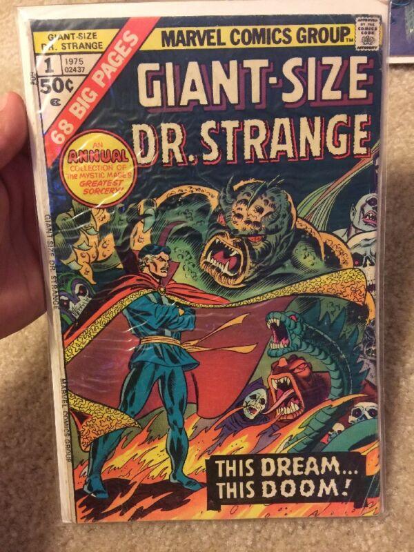 Giant-Size Dr. Strange #1
