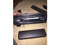 Sony mex-Bt3900u car stereo cd/MP3 Bluetooth aux USB hands free