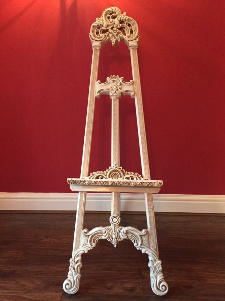 Lovely, luxury wedding easel stand and frame, table ...