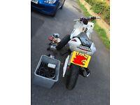 YAMAHA AEROX 50cc parts