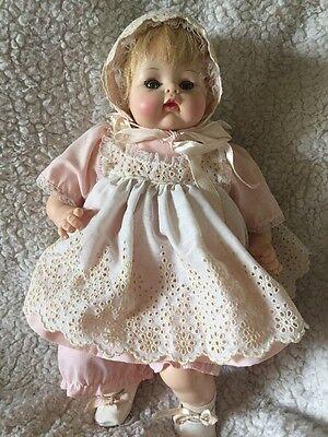 "Vintage Madame Alexander ""BABY MCGUFFY"" Doll"