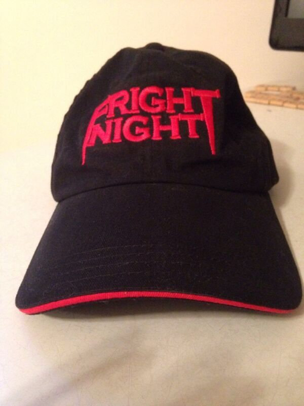 Fright Night Hat Dreamworks Horror Movie Promotional Collectible Memorabilia