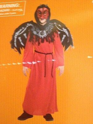 Underworld Outcast Halloween Costume Kids Sz Small (4-6) Nwt Quick Ship