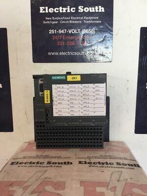 Siemens Simatic S7 Et 200s Profibus-dp 6es7151-1ca00-3bl0