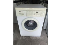 Bosch Exxcel 1400 Fully Working Washing Machine with 4 Month Warranty