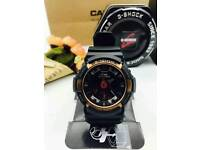 G-Shock Casio Black and Gold