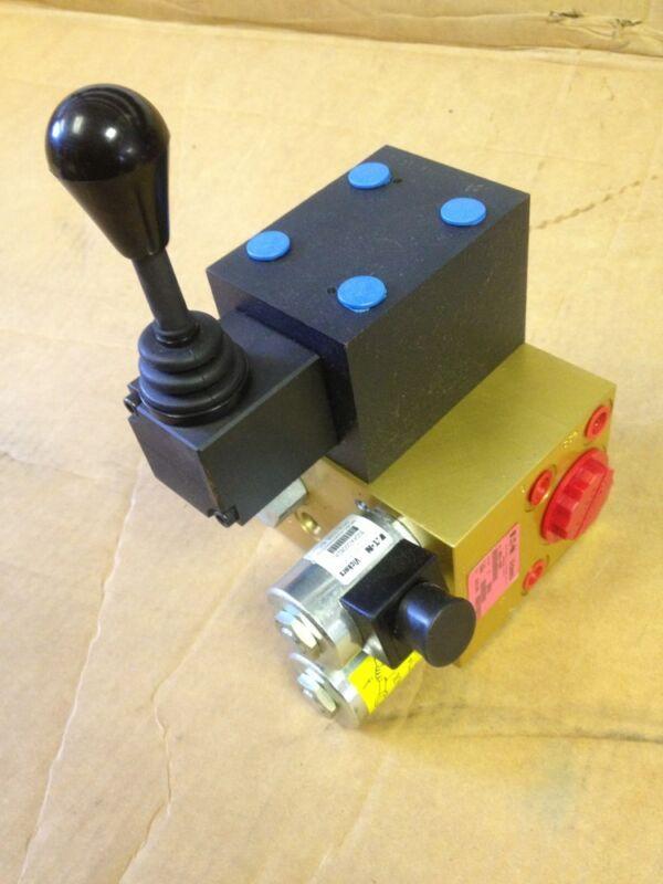 NEW EATON VICKERS VALVE CONTROL MCD-6367