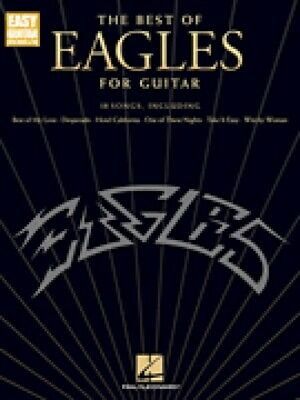 The Best of Eagles for Guitar Updated Edition Sheet Music Easy Guitar