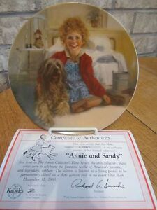 Annie - Collector Plate