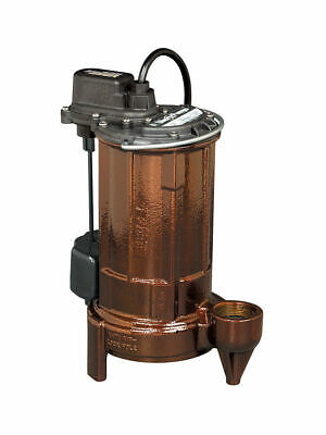 Cast Iron Submersible Sump Pump