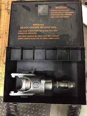 Burndy Hypress Hydraulic Crimper