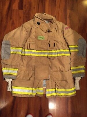 Firefighter Globe Turnout Bunker Coat 50x35 G-xtreme Halloween Costume 2007
