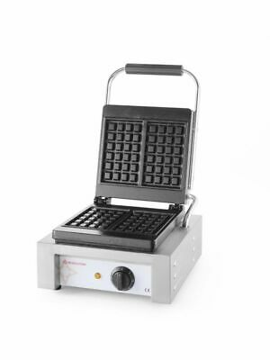 Gofrera eléctrica 1500 W Revolution Profesional Placa para Waffles