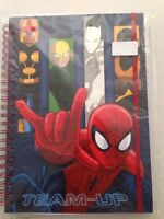 Ultimate Spiderman A4 Deluxe Spiral Notebook - new world toys - ebay.co.uk