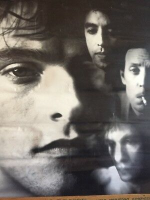The Replacements Don't Tell A Soul RARE promo Poster '87 88 89 Sire Records.