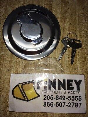 Komatsu Dozer Locking Fuel Cap 423-04-11362 New Keys D39px-21 Others