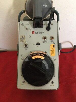 General Radio Gr Strobotac Type 1531