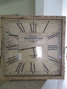 WALL CLOCK French Provincial style Upper Coomera Gold Coast North Preview