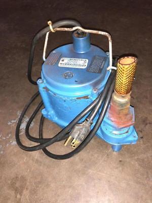 Little Giant Coolant Pump 6-cim-r Submersible Single-phase Cast-iron