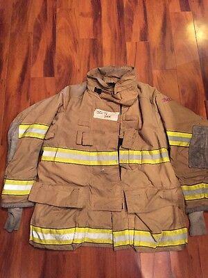 Firefighter Globe Turnout Bunker Coat 50x35 G-xtreme Halloween Costume