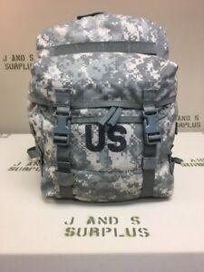 Genuine USGI Military Surplus Army Molle II 3 Day Assault pack ACU Camo BACKPACK
