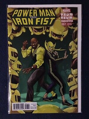 Power Man and Iron Fist # 7 Tsum Tsum Variant Marvel Comics NM 2016