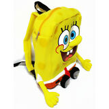 SpongeBob SquarePants Backpack Bookbag Kid Boy School Shoulder Bag #001