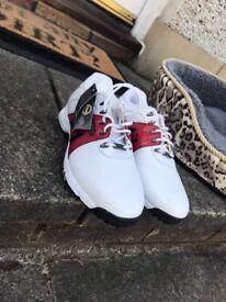 Boys golf shoes,size 5,brand new never been worn.Dunlop golf shoes .£10