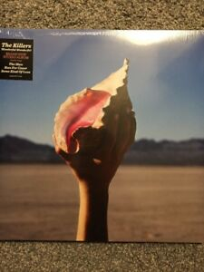 THE KILLERS 'WONDERFUL WONDERFUL' VINYL LP - GATEFOLD SLEEVE - NEW / SEALED