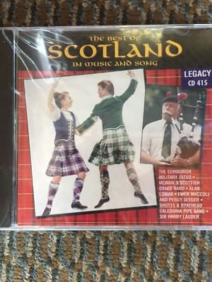 THE BEST OF SCOTLAND IN MUSIC AND SONG (Scottish)