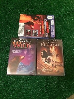DVD LOT - GREAT GIFTS
