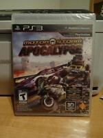 PS3 Motorstorm Apocalypse neuf