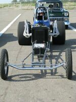 1962 Front engine dragster