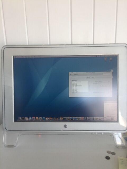 "Apple Cinema Display (ADC) M8149 M8058ZM/A - LCD Ddisplay 22"" No DVI Adapter"