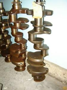 Big Block Chev Crankshafts
