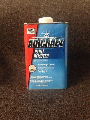 Klean-Strip  Aircraft Paint Remover Non-Flammable (Quart) QAR-343
