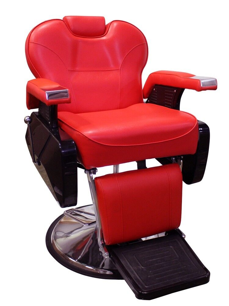 All purpose hydraulic recline barber chair salon shampoo for Salon shampoo chairs